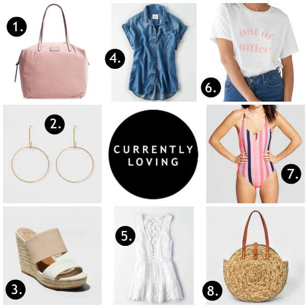 what to buy for spring, carry on bag, mom swimsuit, style on a budget, budget friendly finds, north carolina blogger