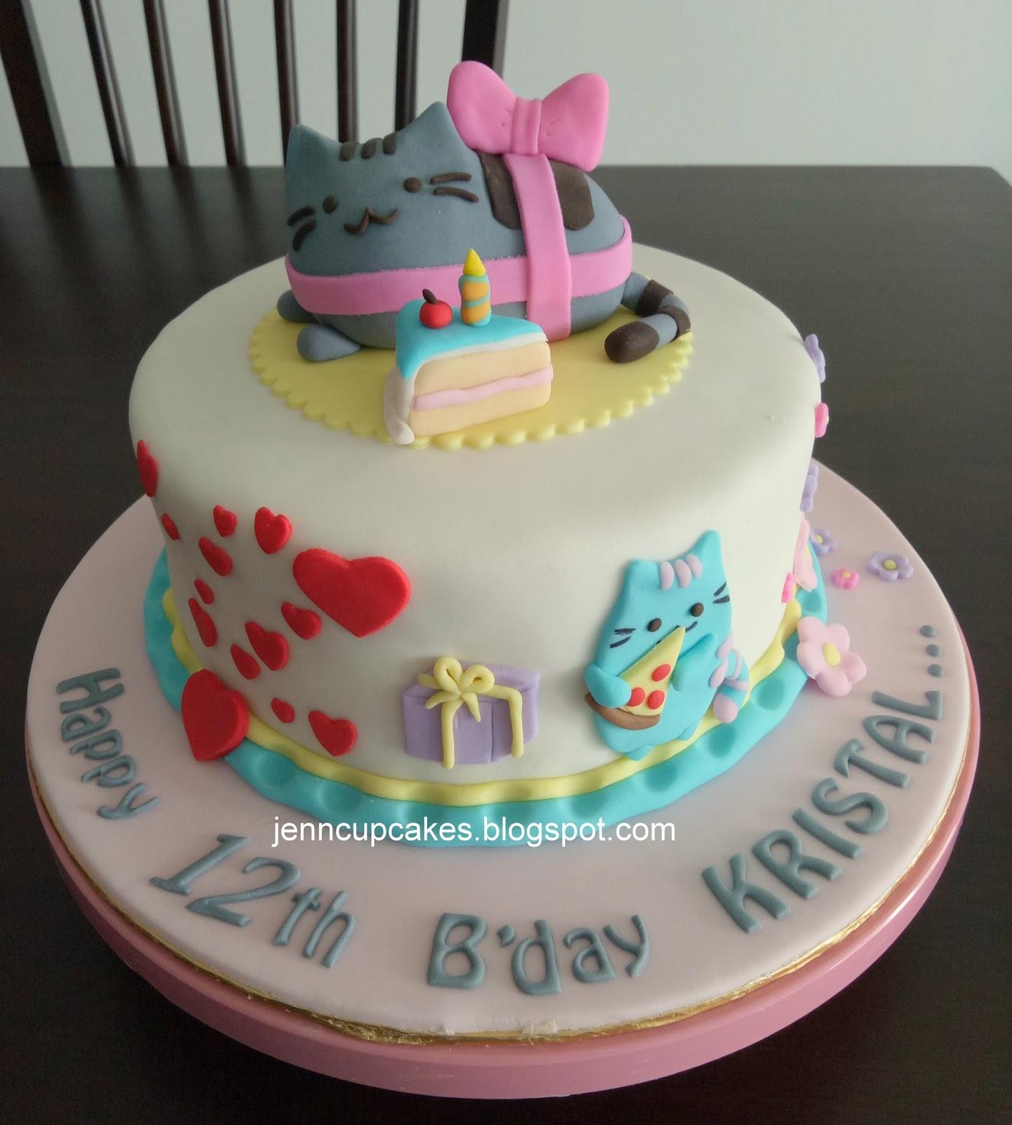 Angry Cake Baby