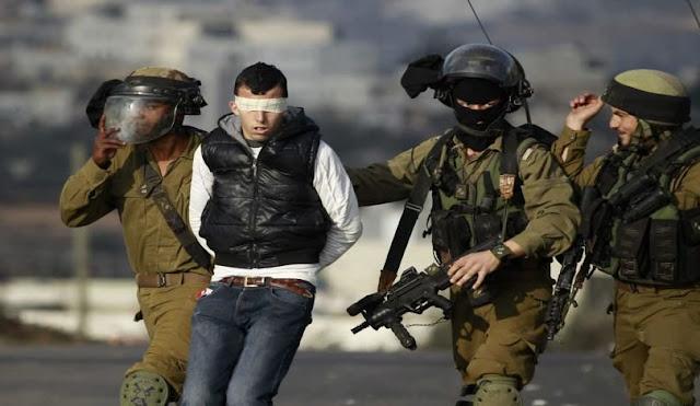 حملة اعتقالات واسعة تقوم بها قوات الاحتلال في القدس والضفة