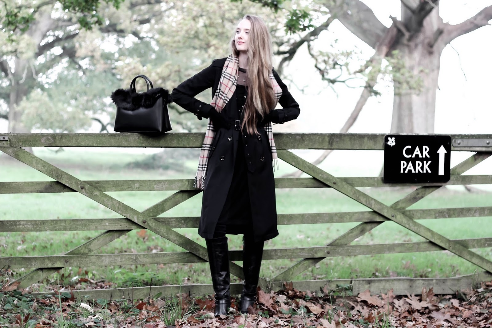 Countryside Fashion UK Blogger Photoshoot