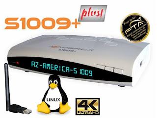 Azamerica S1009 HD V2.30