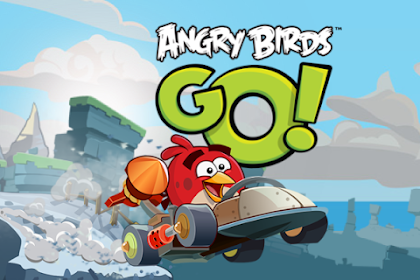 Free Download Angry Birds Go! v2.3.3 Mod Apk (Unlimited Money) Update Version