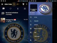BBM MOD Chelsea v3.2.1.06 Apk Terbaru