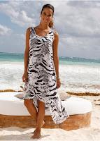 Rochie adorabilă perfectă pentru plajă (bonprix)
