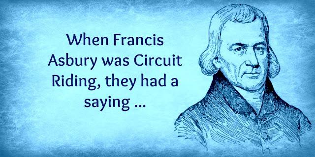 Francis Asbury - Early American Circuit Rider