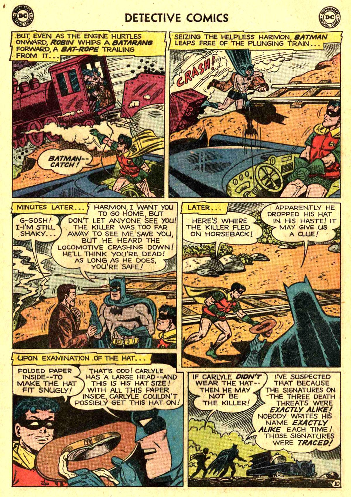 Detective Comics (1937) 314 Page 11