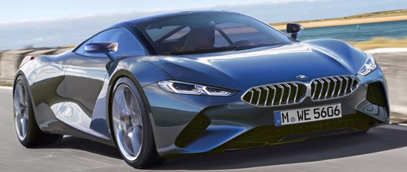 2019 Bmw M10 Hybrid Hypercar Motor Mania