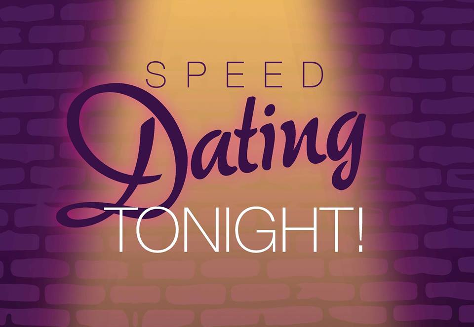 Speed dating tonight
