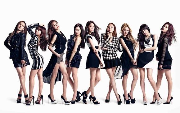 Girls' Generation continúa sus actividades y lanza Divine en japonés