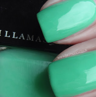 Illamasqua Nomad and Stance