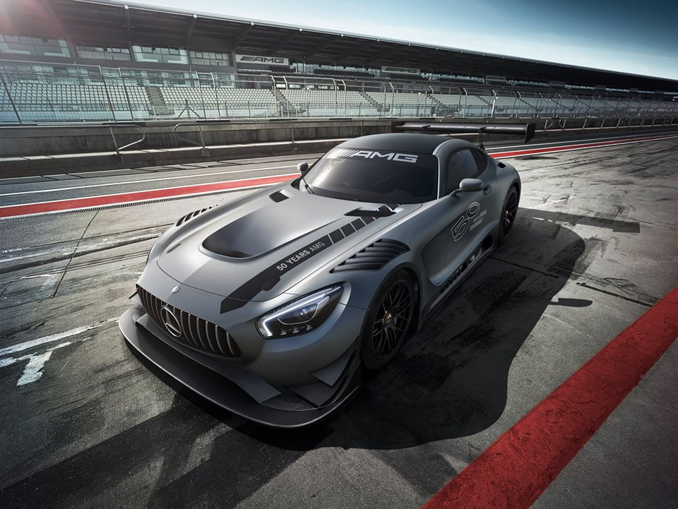 mercedes amg gt3 edition 50 unveiled at the nurburgring. Black Bedroom Furniture Sets. Home Design Ideas