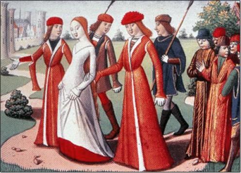 Moda Na Idade M 233 Dia A Donzela Tecel 227