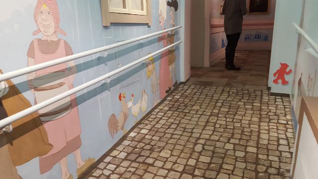 Helsingin kaupunginmuseo, näyttely, Lasten kaupunki, kuvat idyllicum
