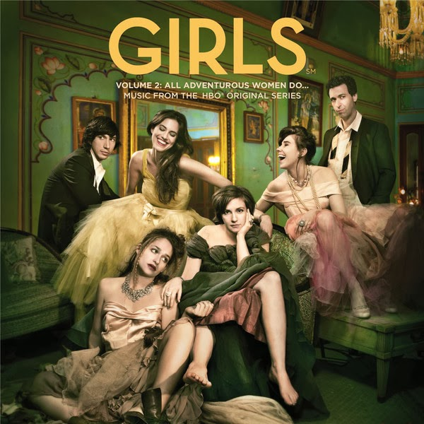 Various Artists - Girls, Vol. 2: All Adventurous Women Do... (Music From the HBO® Original Series) Cover