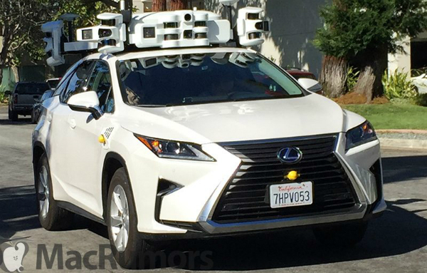 آبل تبدأ في اختبار سيارتها ذاتية القيادة في طرقات كاليفورنيا