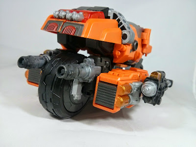 Warbotron WB-03-A turbo ejector back