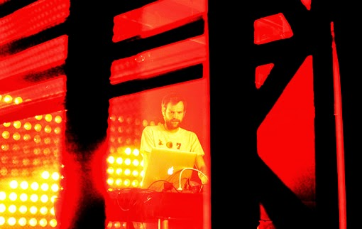 Todd Terje BHV marais techno electro live concert paris