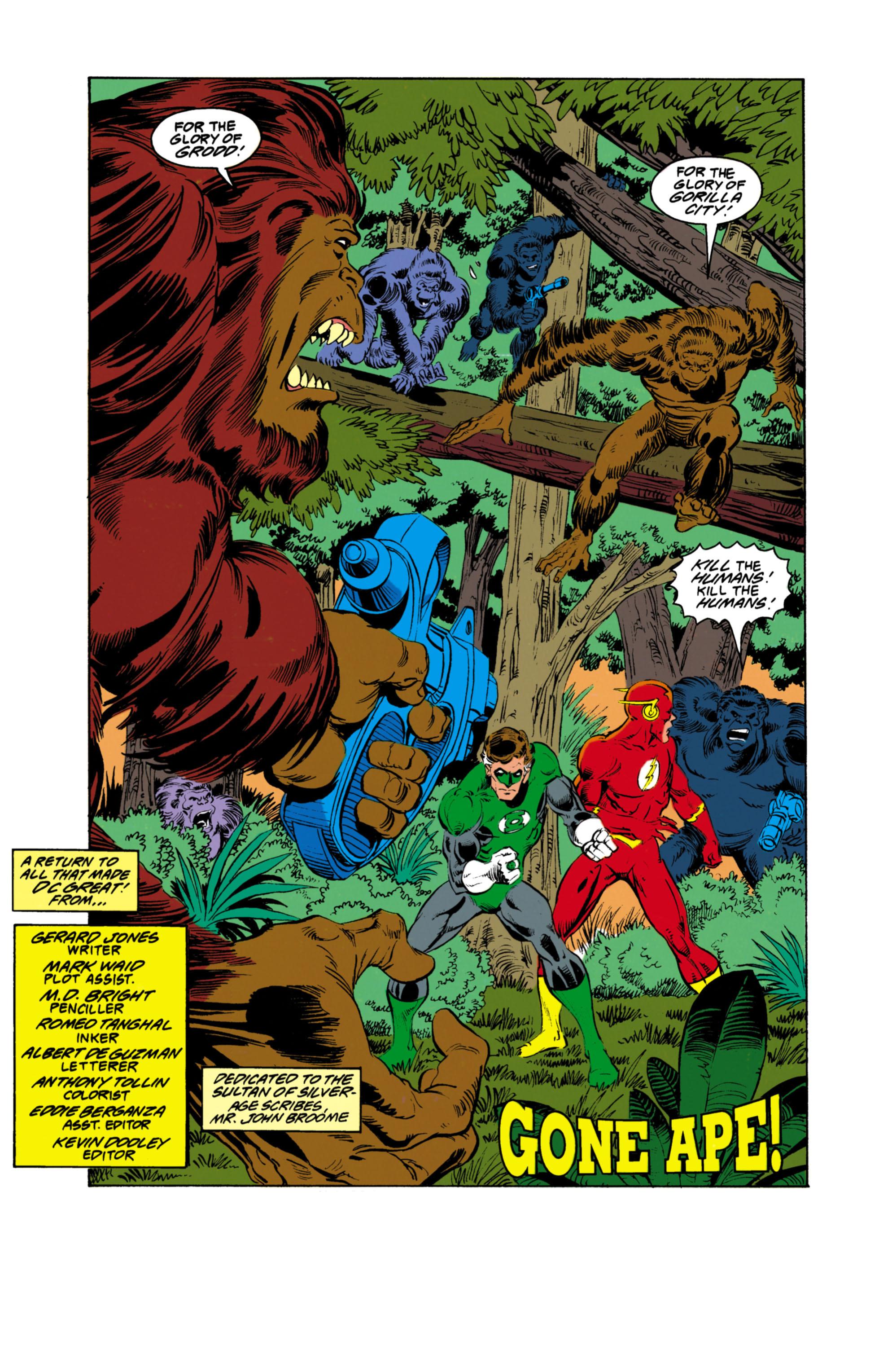 Green Lantern (1990) 31 Page 2