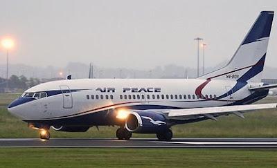 Ramp Incident Involving Air Peace…Flights rescheduled