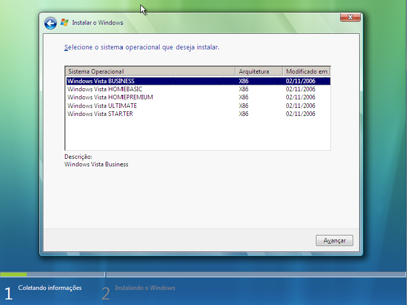 ativador do windows vista todas as versoes