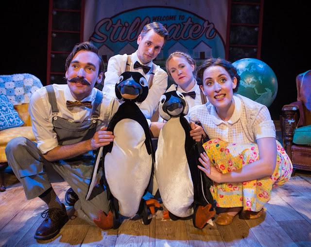 Mr. Popper's Penguins at Jorgensen Theater UCONN