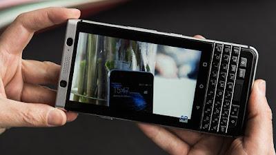 Productividad Blackberry KEYONE