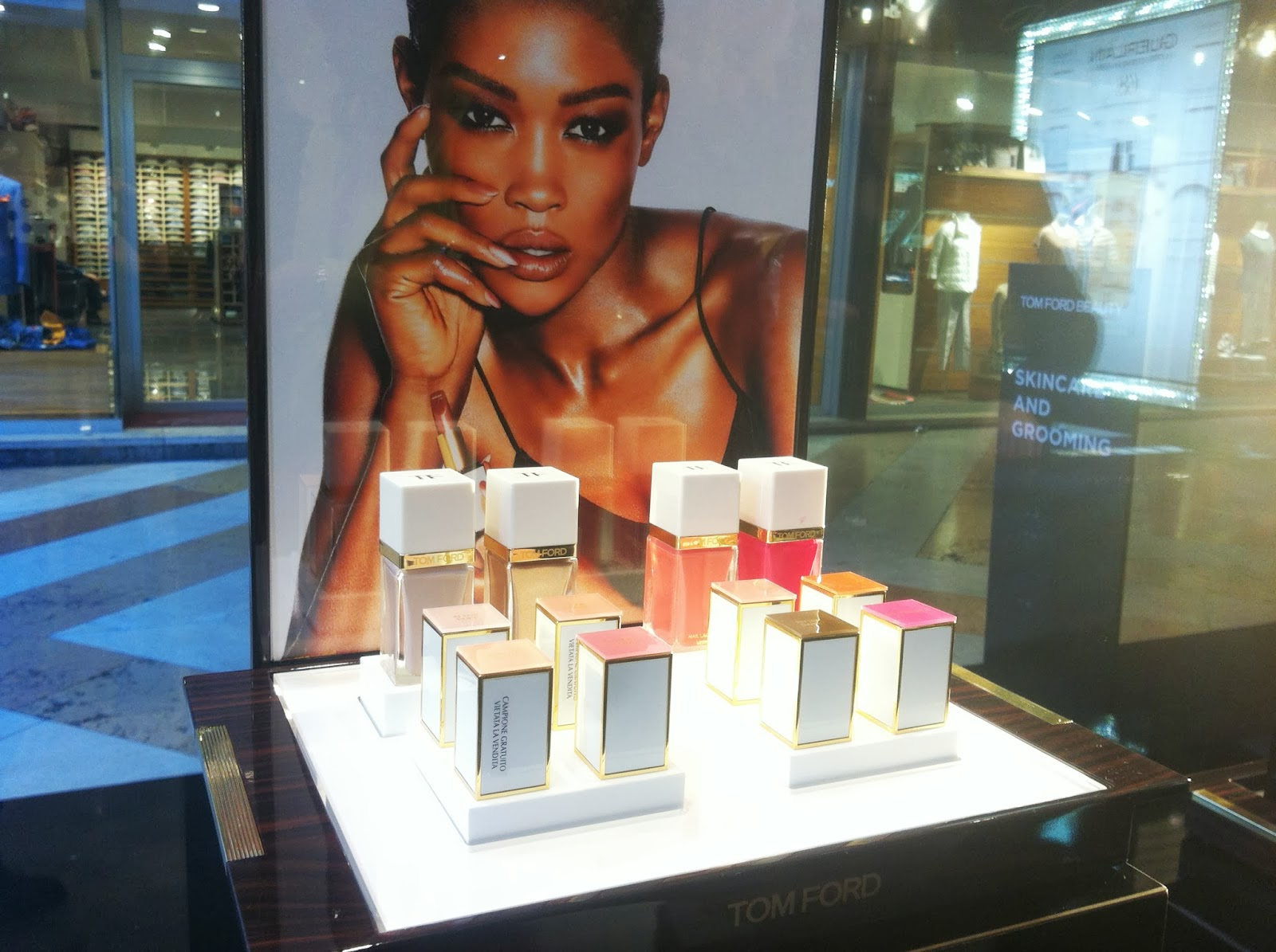 tom ford make up profumo black orchid collection spring 2014