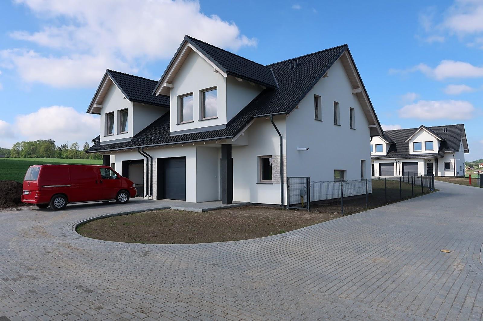 domy pod gdańskiem