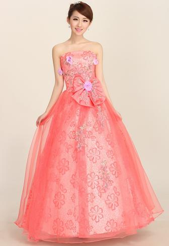Model Gaun Kebaya Pesta Mewah Terbaru