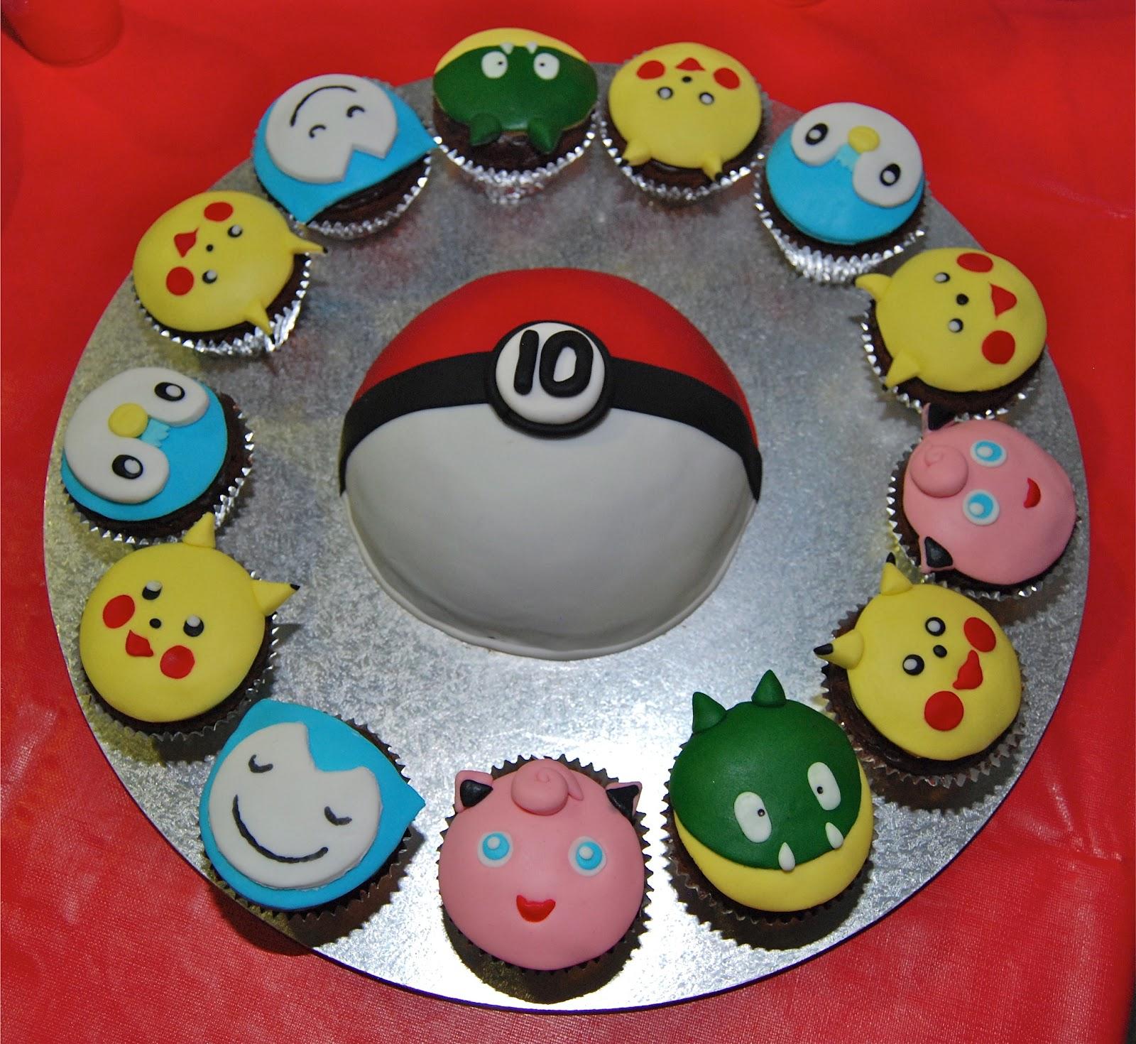 Pokemon Sheet Cake Ideas