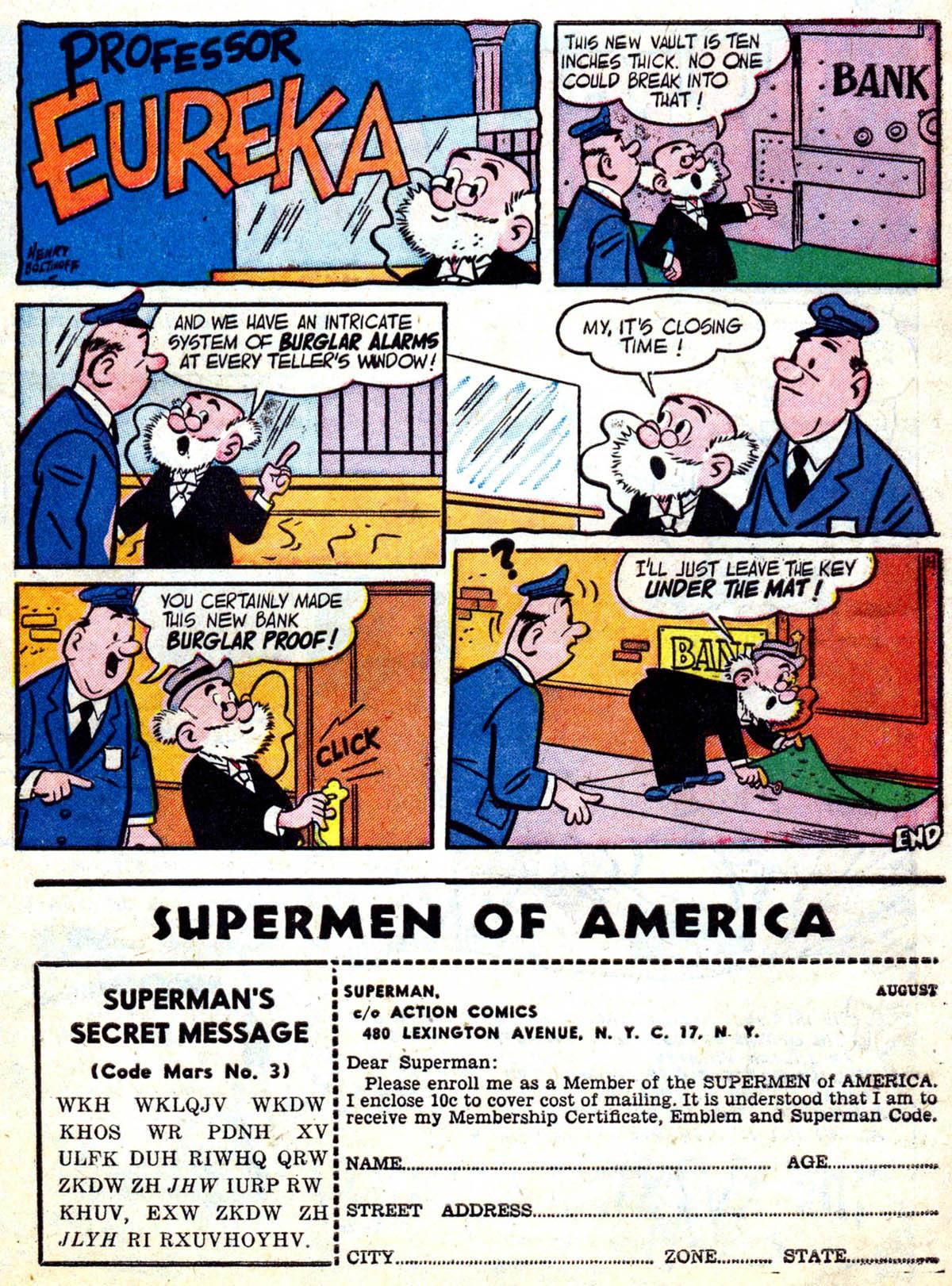 Action Comics (1938) 183 Page 32