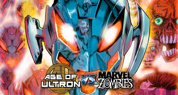 Marvel Zombies Vs La Era de Ultron