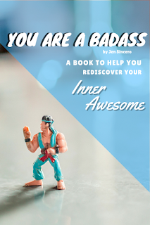 You are a Badass, a book to help you rediscover your inner awesome