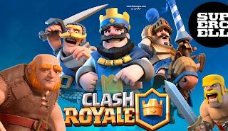 تحميل لعبة كلاش رويال 2017 Clash royale برابط مباشر للأندرويد