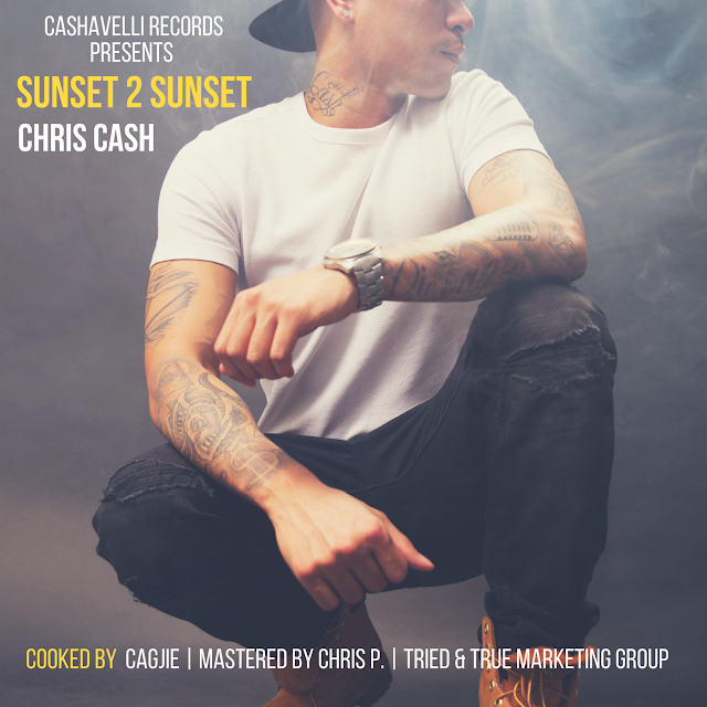"Chris Cash releases new video ""We Get High"""
