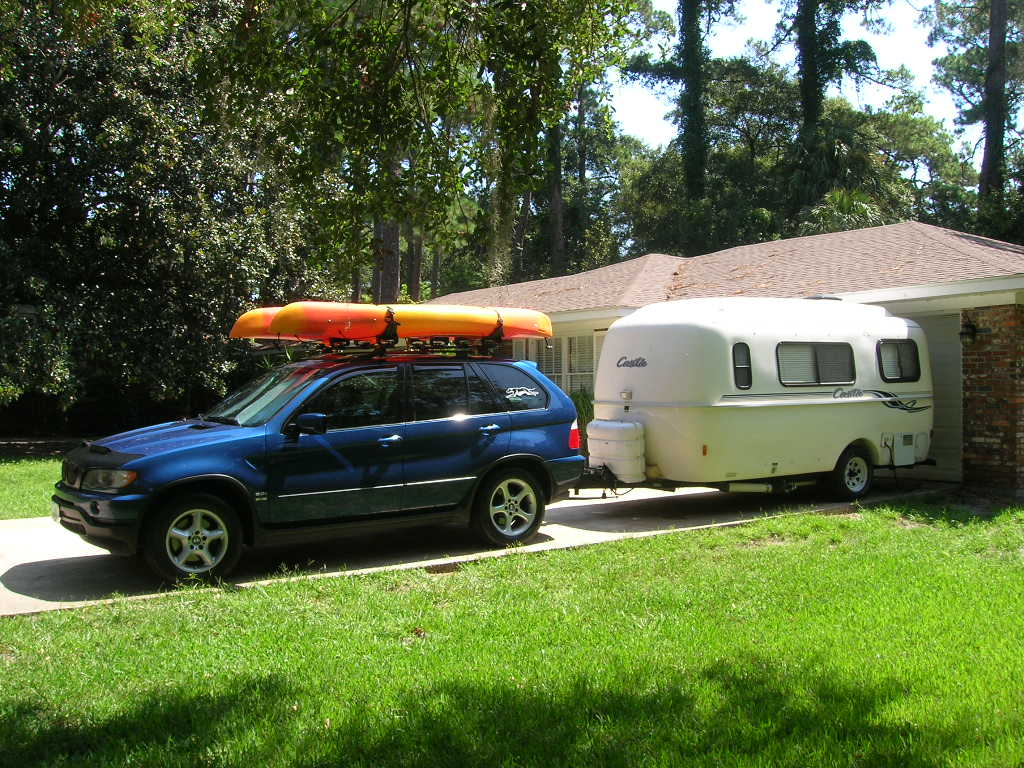 Travel Trailer Towing With Nissan Frontier