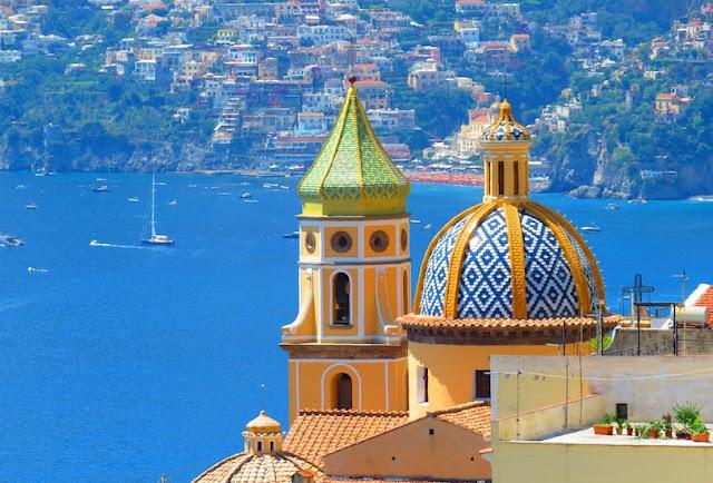 Praiano, Beautiful Amalfi Coast Towns