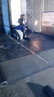 waterproofing membrane bakar untuk mencegah kebocoran