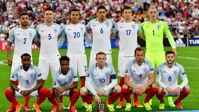 Inglaterra está a una victoria de clasificar a Rusia 2018 en la Eliminatoria Europea