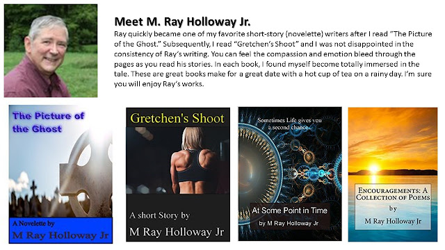 Amazon Author Spotlight