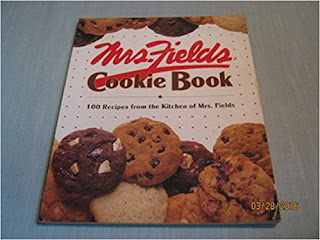 Mrs. Fields Cookie Book: LadyD Books Review