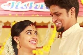 Kalyani with Jishnu Wedding Highlights