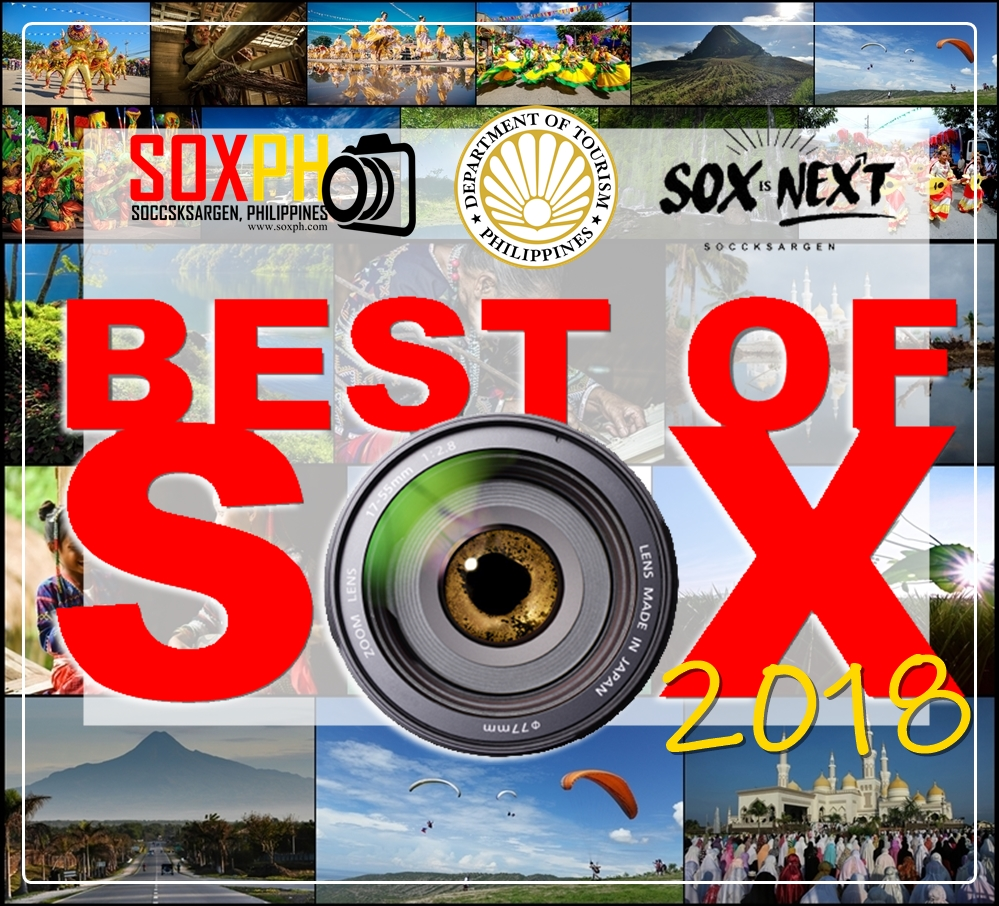 The 3rd SOX PH Regional Photography Contest  & SOX Edible Landscaping Contest