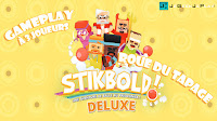 [JeGeekJePLAY] Stikbold! Deluxe sur Nintendo Switch : Mode Roue du Tapage