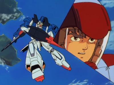 MS Gundam ZZ Episode 23 Subtitle Indonesia