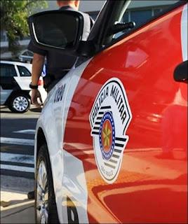 POLÍCIA MILITAR PRENDE HOMEM POR AGRESSÃO A MULHER EM IGUAPE