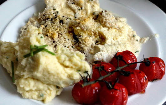AROUND THE WORLD IN 80 DISHES: #7 ICELAND: BAKED ICELANDIC FISH