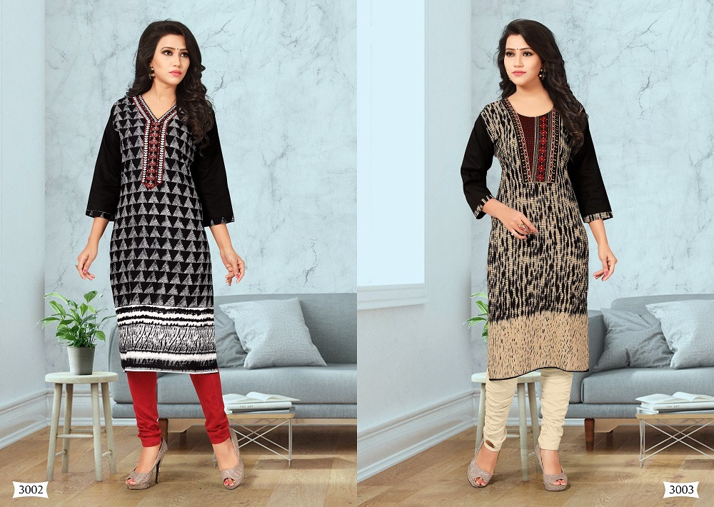 JELLY-New Arrival Designer Cotton Kurti