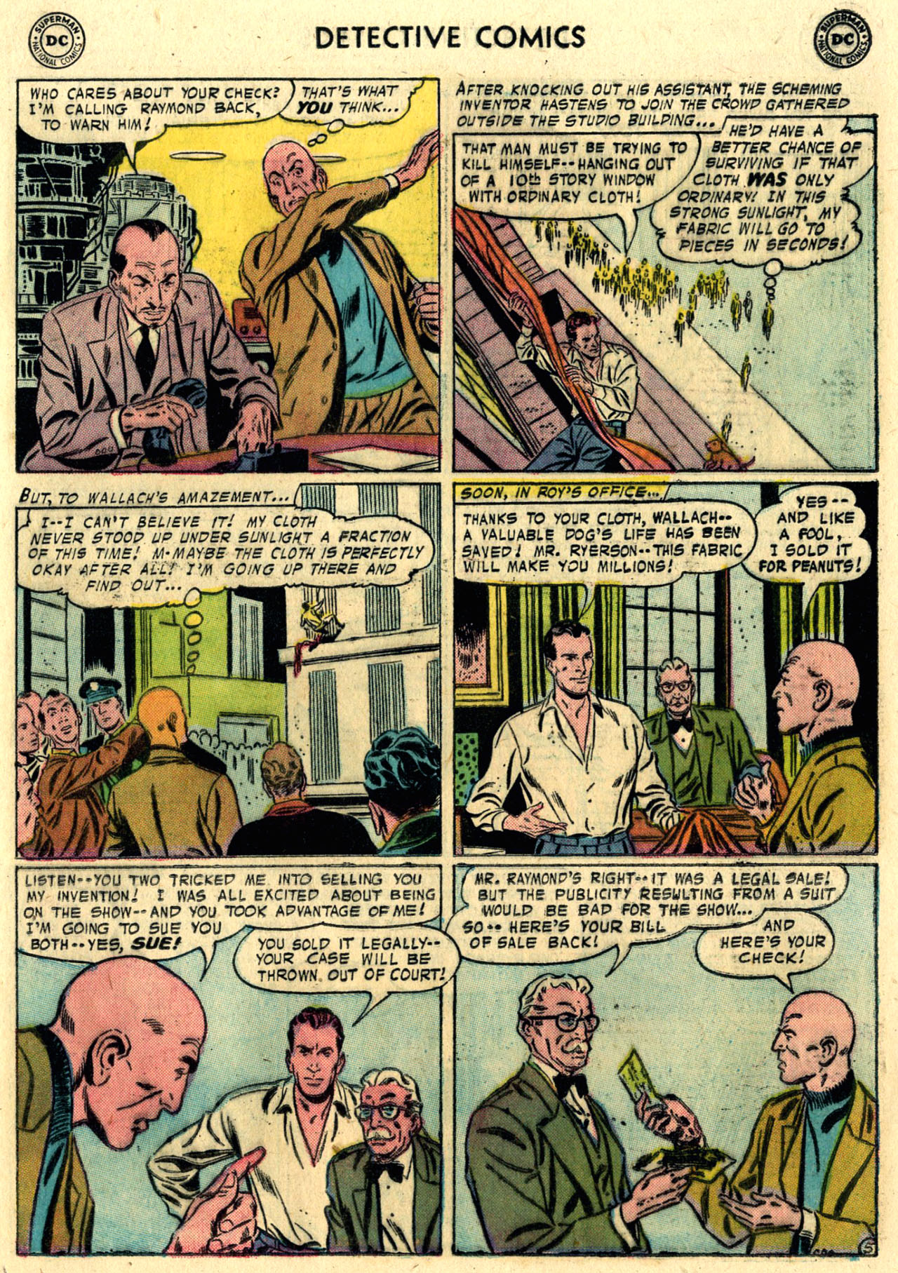 Read online Detective Comics (1937) comic -  Issue #248 - 21