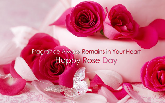 Happy Rose Day SMS Wishes Message || Best Rose Day 2017 Images & Greetings